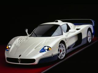 обои Edo Competition Maserati MC12 темнота фото