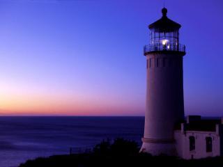 обои North Head Lighthouse, Pacific County, Washington фото