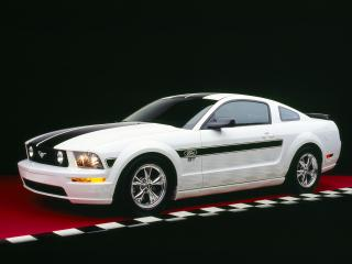 обои Ford Mustang GT фото
